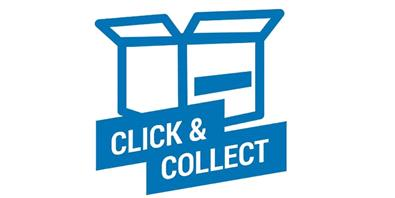 Click and Collect Service Available NOW!