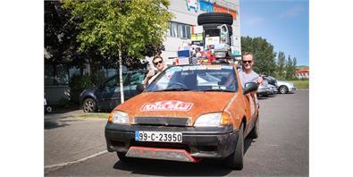 2016 Mongol Rally: Meet Team Mad Macs