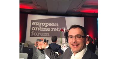 Press Release: MicksGarage Win European eCommerce Site of the Year!