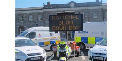National Slow Down Day