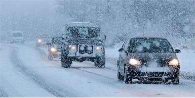 UK & Ireland Snow Fall Forecast - Be Prepared!