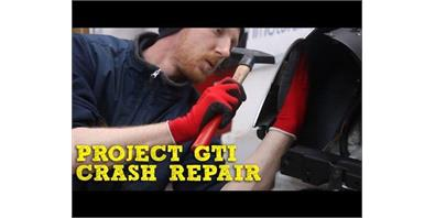 Project GTI: Crash Repair With Crofton Motors