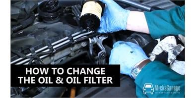 Service Academy: How To Change Your Engine Oil And Oil Filter