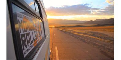 The Mongol Rally 2015