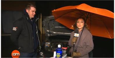 MicksGarage on TV3: Winter Driving Tips
