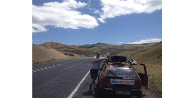 Team Mad Macs on the Mongol Rally: Part 2