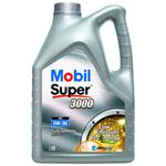 Engine Oils and Lubricants, Mobil Super 3000 XE 5W-30 Fully Synthetic Engine Oil - 5 Litre, MOBIL