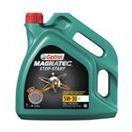 Engine Oils and Lubricants, Castrol Magnatec Stop-Start 5W-30 Engine Oil S1 - 4 Litre, Castrol
