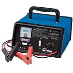 Battery Charger, Draper 20486 6-12V 4.2A Battery Charger, Draper