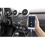 Phone Accessories, Apple AuX 8 Pin Cable with Bluetooth - Connect iPhone to Car Radio, Lampa