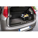 Interior Organisers, Shop & Store - Medium Foldable Shopping Basket & Boot Storage Box , Lampa