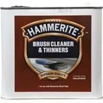 Specialist Paints, Hammerite Brush Cleaner & Thinners - 2.5 Litre, Hammerite Paint
