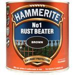 Specialist Paints, Hammerite No.1 Rustbeater Dark Brown 2.5 Litre, Hammerite Paint
