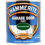 Specialist Paints, Hammerite Garage Door Paint - Buckingham Green - 750ml, Hammerite Paint