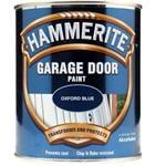 Specialist Paints, Hammerite Garage Door Paint - Oxford Blue - 750ml, Hammerite Paint