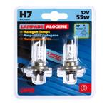 Bulbs - by Vehicle Model, 1V Halogen lamp - H7 - 55W - PX6d -  Bulbs - Blister Pack - Opel CORSA E 2014 Onwards, Lampa
