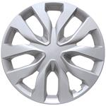 Hub Caps,  Stella Silver Premium 16 Inch Wheel Trim Set of 4 , Petex