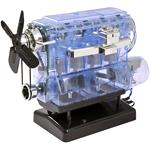 Gifts, Haynes Build Your Own 4-Cylinder Combustion Engine Kit, Haynes