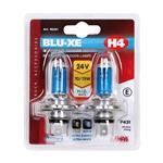 Bulbs - by Bulb Type, 24V Blu-Xe halogen lamp - H4 - 70-75W - P43t - 2 pcs  - D-Blister, Lampa