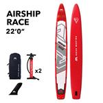 All SUP Boards, Aqua Marina Airship 2020 Race SUP Paddle Board, Aqua Marina
