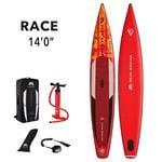 All SUP Boards, Aqua Marina Race 2021 4.27m SUP Paddle Board, Aqua Marina