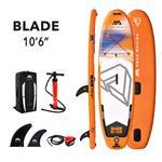 """All SUP Boards, Aqua Marina Blade (2020) 10'6"""" Wind Surf SUP Paddle Board, Aqua Marina"""