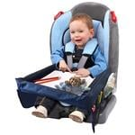 Kids Travel Accessories, Child Booster Seat Lap Table for Car Travel, Streetwize