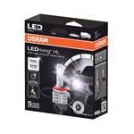 Bulbs - by Bulb Type, Osram 12/24V 14W LED Driving Off Road Cool White H11 Bulbs - Twin Pack, Osram