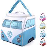 cooler boxes, Official Volkswagen Campervan Cooler Bag 30L - Blue, Volkswagen
