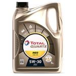 Engine Oils and Lubricants, TOTAL Quartz INEO LONG LIFE 5W-30 Engine Oil - 5 Litre , Total