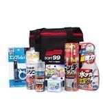 Car Care Kits, Soft99 Wax and Polish Prep Gift Kit, Soft99