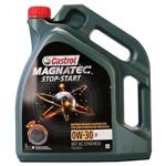 Engine Oils and Lubricants, Castrol Magnatec 0W-30 D Stop-Start Fully Synthetic Engine Oil - 5 Litre, Castrol