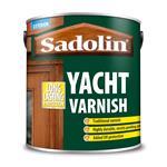 Sadolin, Sadolin Yacht Varnish Gloss CLEAR - 2.5L, Sadolin