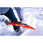 Snow Shovels, Stayhold 5 in 1 Safety Snow Shovel - Compact, STAYHOLD