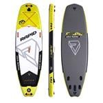 All SUP Boards, Aqua Marina Rapid Wave Surf SUP Paddle Board, Aqua Marina