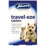 Dog and Pet Travel Accessories, Travel-Eze Veterinary Anti Sickness Tablets (24), Johnsons Veterinary