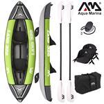 "All Kayaks, Aqua Marina (2021) Laxo 10'6"" All Around Kayak (2-Person) - 2 Paddle Included, Aqua Marina"