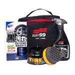 Soft99, Soft99 Slick Wheels Gift Kit, Soft99