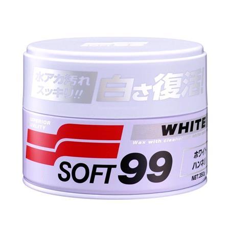 Soft99 White Soft Wax   300g
