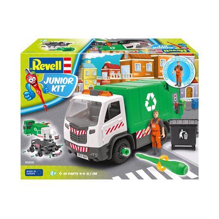 Revell Garbage Truck Junior Build Kit