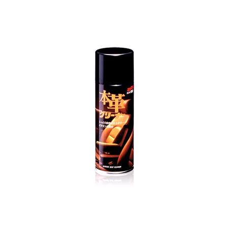 Soft99 Leather Seat Cleaning Mousse with Vitamin E   300ml