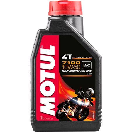 MOTUL Motorbike Engine Oil 7100 10W 50 4T   1 Litre