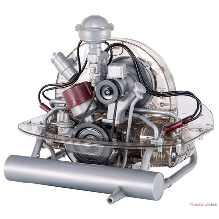 VW Beetle Flat Four Boxer Engine Model Kit