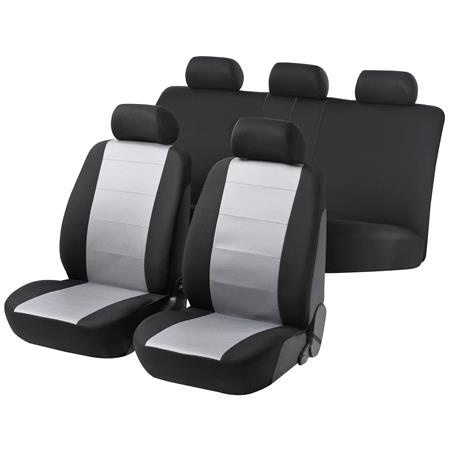 Speed grey black car seat cover   For Mercedes GL CLASS 2012 Onwards