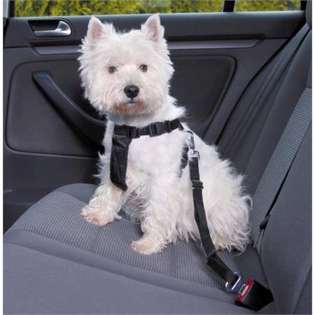 Dog Car Seat Belt and Harness   Extra Small Dogs (20 50cm)