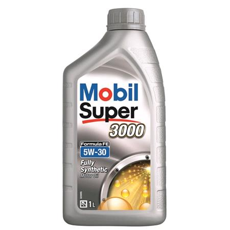 Mobil Super 3000 X1 Formula FE 5W30 Fully Synthetic Engine Oil.1 Litre