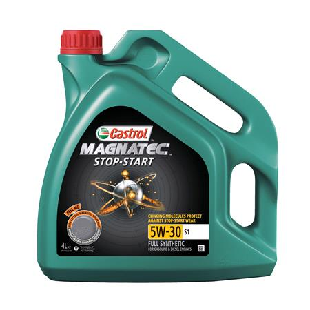 Castrol Magnatec Stop Start 5W 30 Engine Oil S1   4 Litre