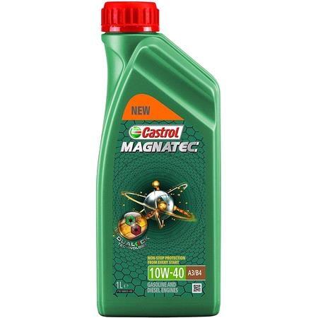 Castrol Magnatec 10W 40 A3 B4   1 Litre