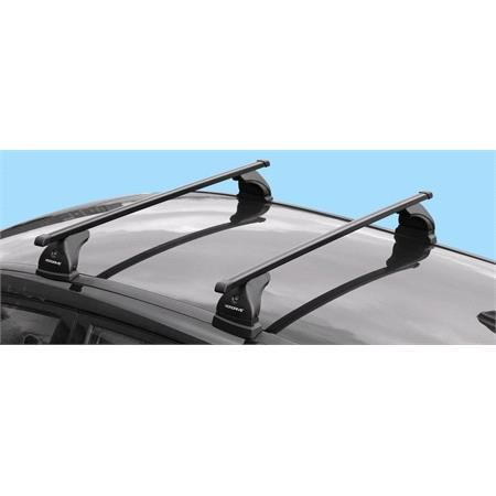 Steel Roof Bars for Citroen C3 III 2016 Onwards