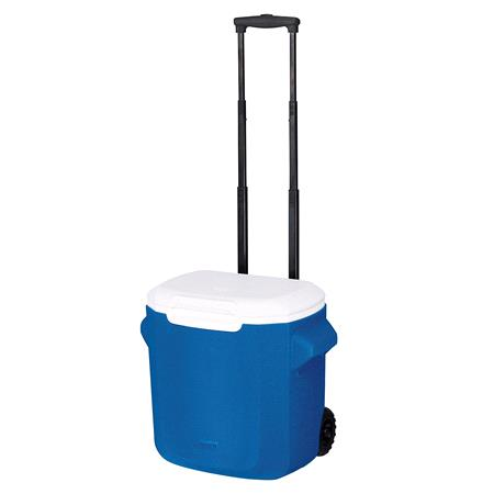Coleman 16QT Performance Wheeled Cooler   Blue